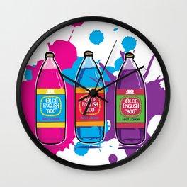 40splash Wall Clock