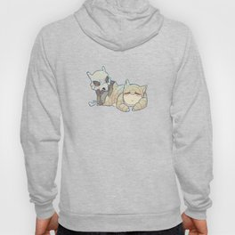 PRESS START-  Cubone and Sandshrew Hoody