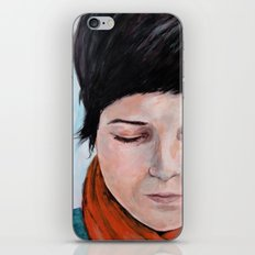 Tracyanne iPhone & iPod Skin