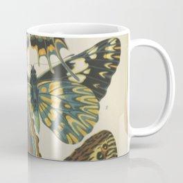 Art Nouveau Butterfly Coffee Mug