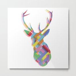 Dear, deer Metal Print