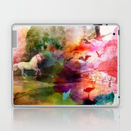 I can see clearly now Laptop & iPad Skin