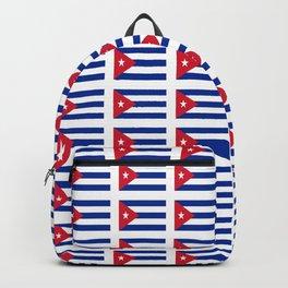 Flag of Chile 2 -Spanish,Chile,chilean,chileno,chilena,Santiago,Valparaiso,Andes,Neruda. Backpack
