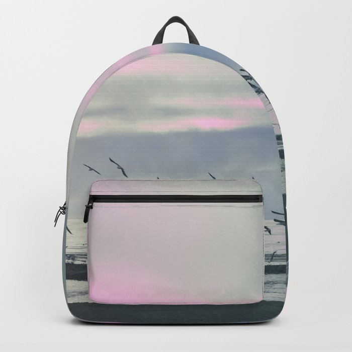 The Seagulls 3 Backpack