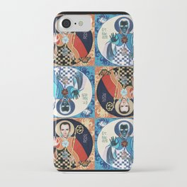 Saint Nicolas of Cage iPhone Case
