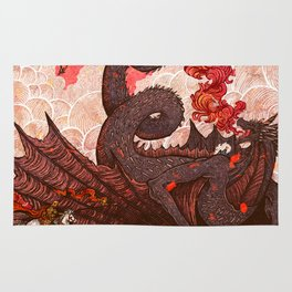 Dragonslayer II Rug