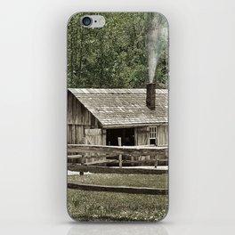 The Blacksmith Shop iPhone Skin
