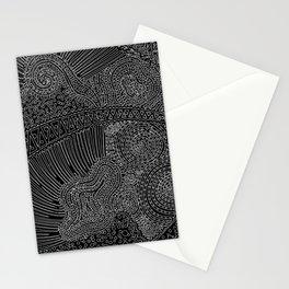 tiny lines Stationery Cards