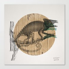 Karmaeleon Canvas Print