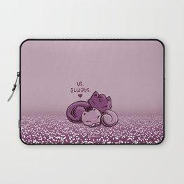 Skribbles + Sketches: Snuggles Laptop Sleeve