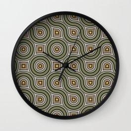 Round Truchets in CMR 01 Wall Clock