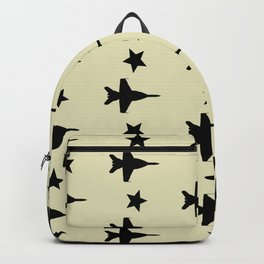 F-18 Hornet Fighter Jet Pattern Backpack
