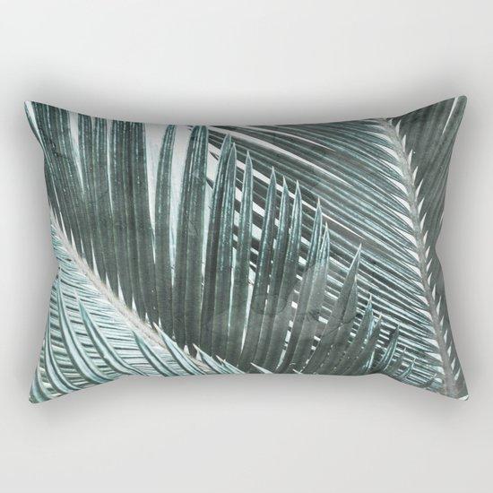 Simply Palms Rectangular Pillow