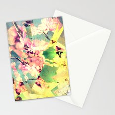 broken flowers - for iphone Stationery Cards