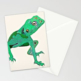 Gecko Stationery Cards