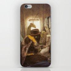 Flight of the Bumblebee iPhone Skin