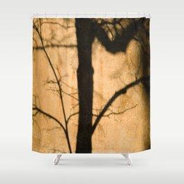 Shadow Shower Curtain