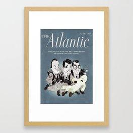 Heebie-Jeebie Busters Framed Art Print