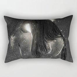 Shining souls. Rectangular Pillow