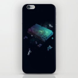 Constructing the Cosmos iPhone Skin