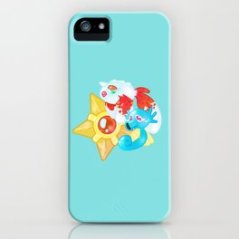 Water Type iPhone Case