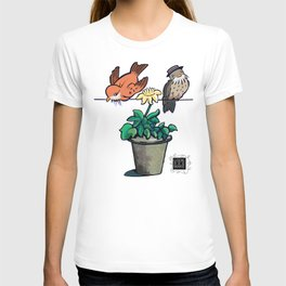 Party Line T-shirt
