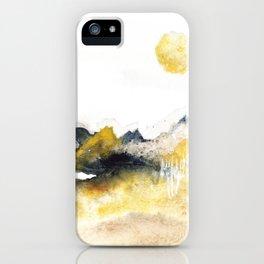 Release to Sleep iPhone Case