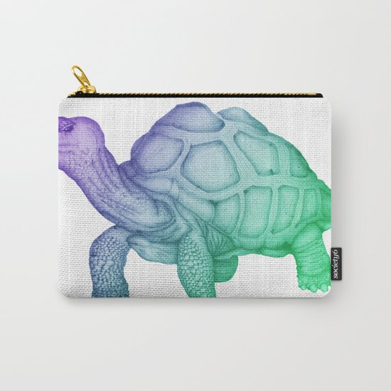 Ombre George Carry-All Pouch