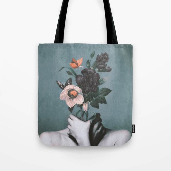 inner garden 3 Tote Bag