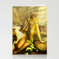 renaissance Stationery Cards featuring Renaissance by DeeDee