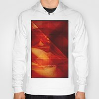 passion Hoodies featuring Passion by Fine2art