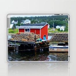 Fisherman's Shack Laptop & iPad Skin