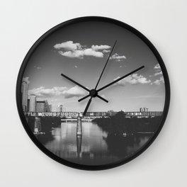 208 | austin Wall Clock