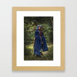 kara morel the musketeer Framed Art Print