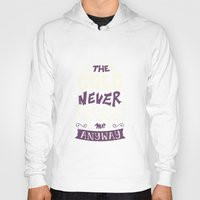 risa rodil Hoodies featuring Cold Never Bothered Me Anyway by Risa Rodil