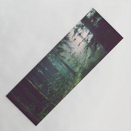 Magical Forest Yoga Mat
