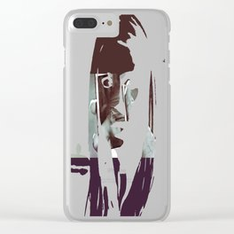 The Things We Hide That Kill Us All Clear iPhone Case