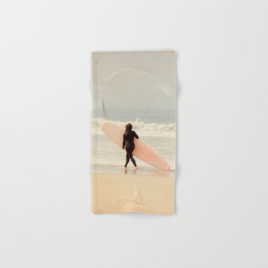 Surf Girl Hand & Bath Towel