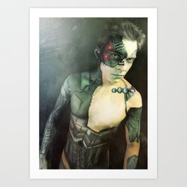 You Will Be Assimilated... Art Print