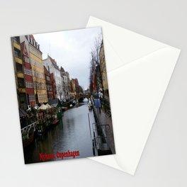 Nyhavn, Copenhagen  Stationery Cards
