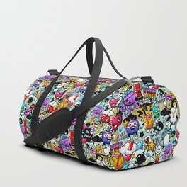 Bizarre Graffiti #1 Duffle Bag