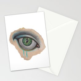 all just eyes IIa Stationery Cards