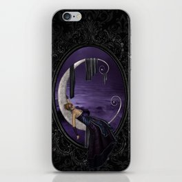 Lavender Moon iPhone Skin