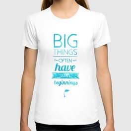 Big Things T-shirt