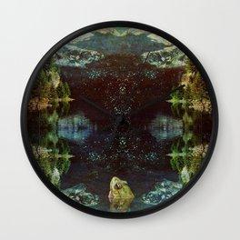 Black River Wall Clock