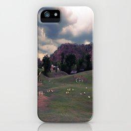 SWISS VALLEY iPhone Case