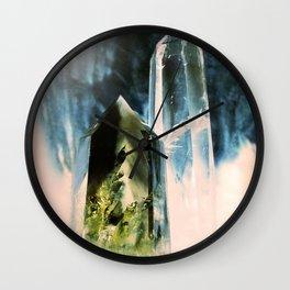 Quartz Points Wall Clock