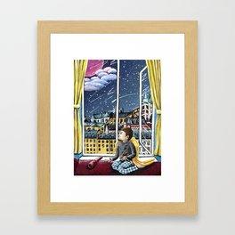 Craving Colour Framed Art Print