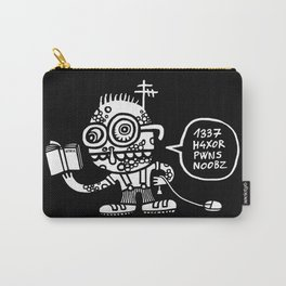 1337 H4xor Carry-All Pouch