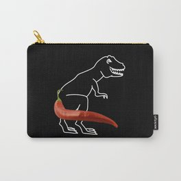 Spicy Rex Carry-All Pouch